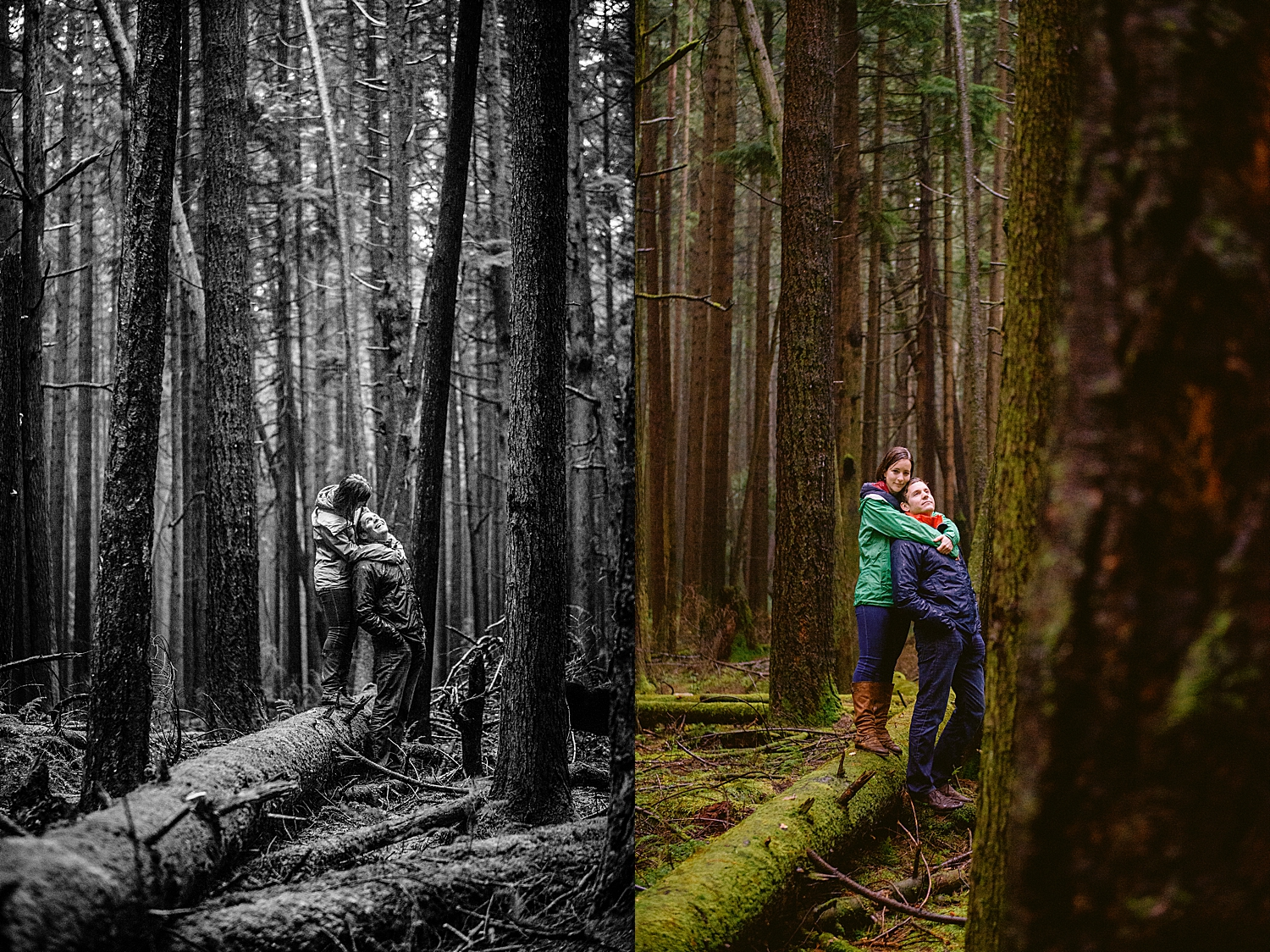 british columbia - pacific spirit park - engagement shoot - vancouver b.c.- maylies lang photography -07.jpg