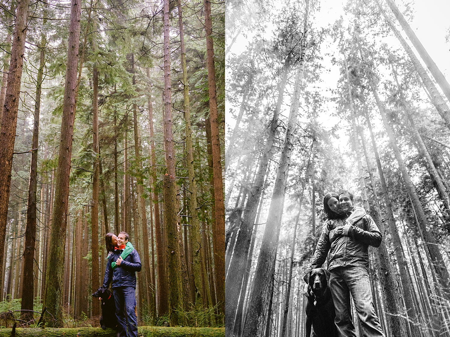 british columbia - pacific spirit park - engagement shoot - vancouver b.c.- maylies lang photography -11.jpg