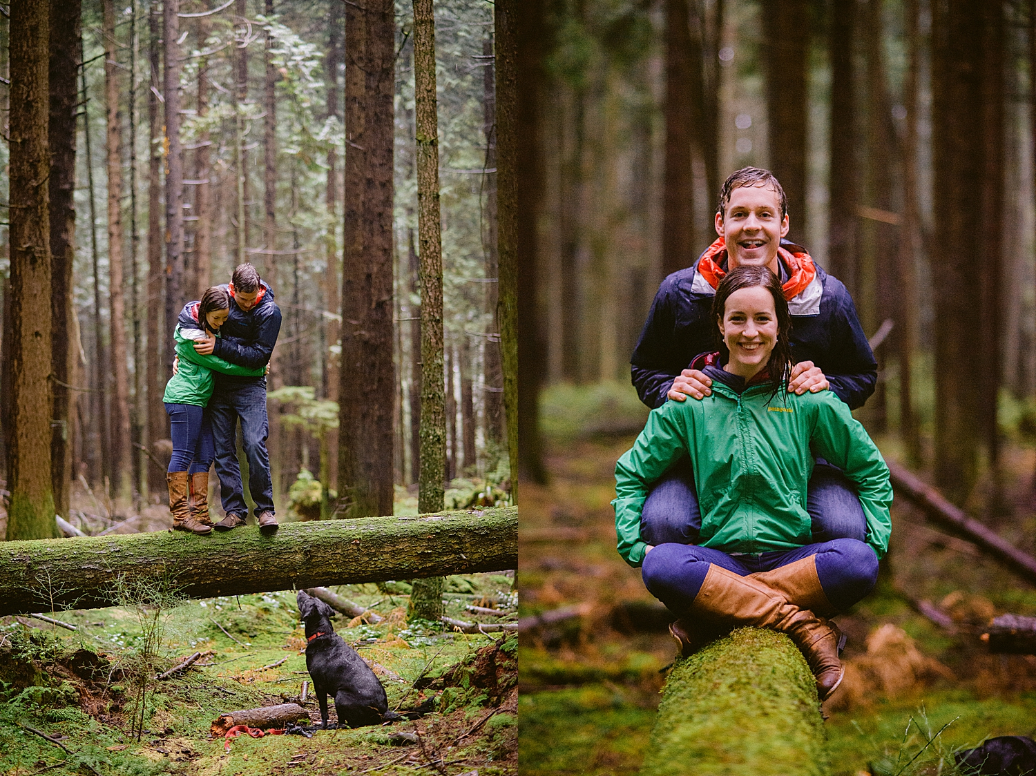 british columbia - pacific spirit park - engagement shoot - vancouver b.c.- maylies lang photography -17.jpg