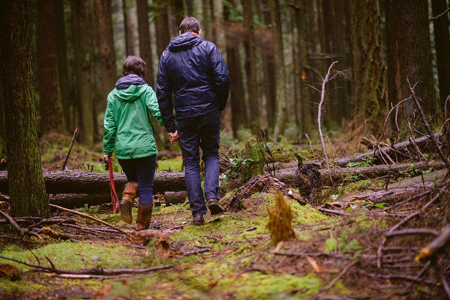british columbia - pacific spirit park - engagement shoot - vancouver b.c.- maylies lang photography -24.jpg
