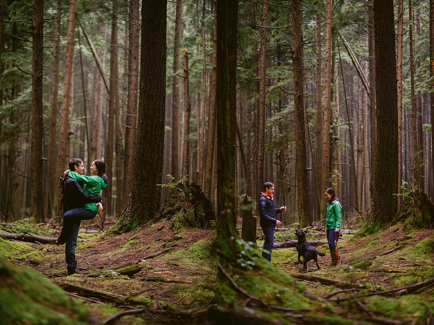 british columbia - pacific spirit park - engagement shoot - vancouver b.c.- maylies lang photography -27.jpg