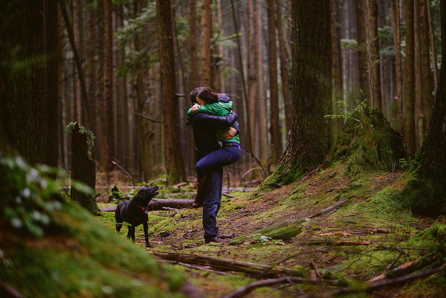 british columbia - pacific spirit park - engagement shoot - vancouver b.c.- maylies lang photography -28.jpg